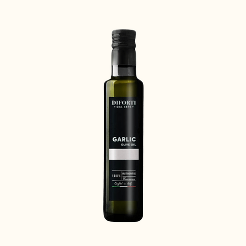 DI FORTI EXTRA VIRGIN OLIVE OIL WITH GARLIC 250ml
