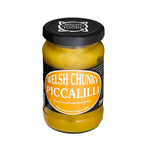 WELSH SPECIALITY CHUNKY PICCALILLI