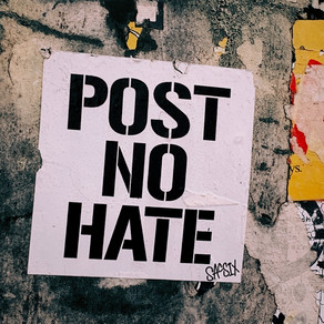 National Hate Crime Awareness Week 12th – 19th October 2019