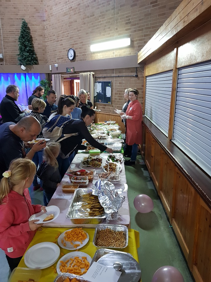 15 June 2019. Multicultural Food Day at the Great Parndon Community Centre.