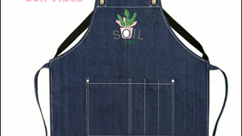 Denim You Fine Apron