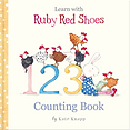 Ruby Red Shoes Counting Book by Kate Knapp