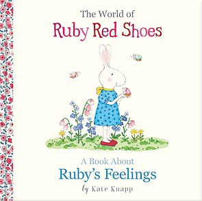 Ruby Red Shoes Ruby's Feelings by Kate Knapp