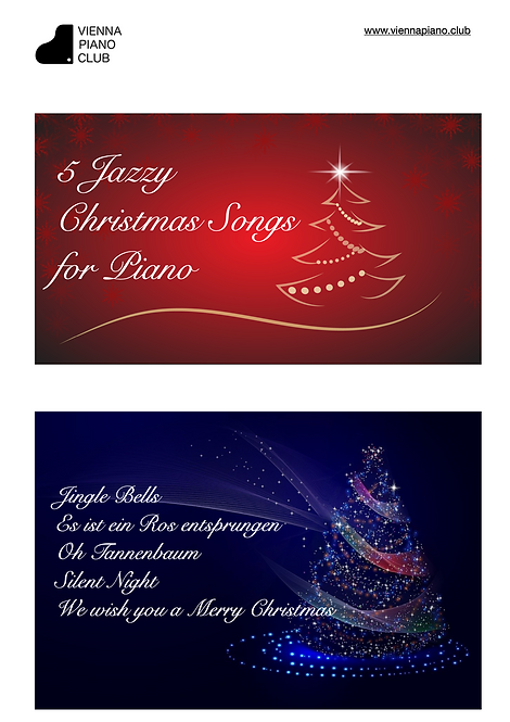 5 Jazzy Christmas Songs