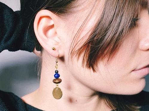 Boucles d'oreilles pampilles Chloé
