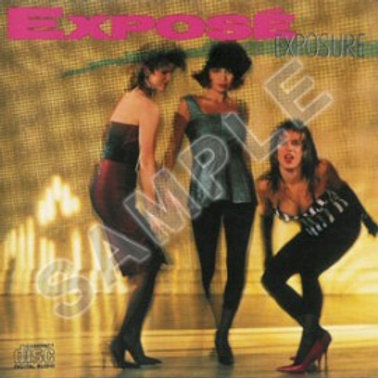 Exposure (Vinyl Record) - Autographed