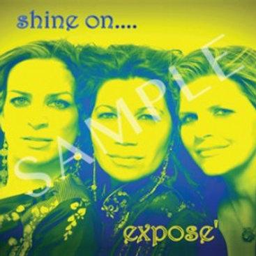 Shine On - Maxi CD