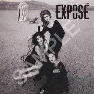Exposé CD (Autographed)