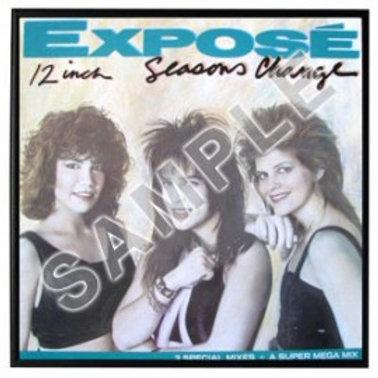 """Seasons Change 12"""" (Autographed)"""