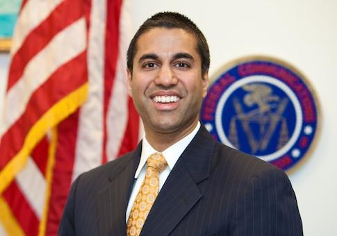 FCC Chairman, Ajit Pai