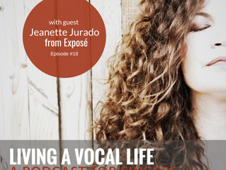 """Jeanette's """"Living A Vocal Life"""""""