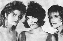 Exposé- 1985 Publicity Photo