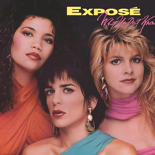 Exposé - What You Don't Know (3CD Deluxe Edition)