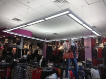 Local clothing store