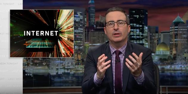 John Oliver's Net Neutrality Viral Video