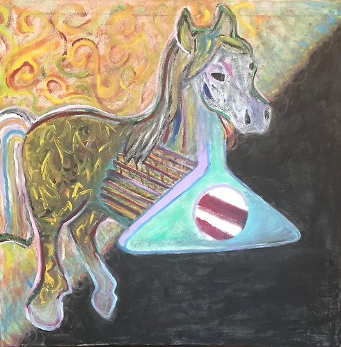 The Horse's Mane Hang-Up (2009)