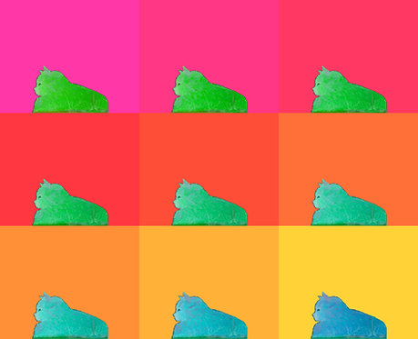 Nine Lives: Colors Series 4