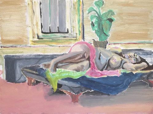 Woman Lying Down (2009)