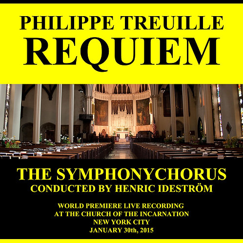 Requiem Compact Disc