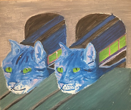 Blue Cat Trains (2008)