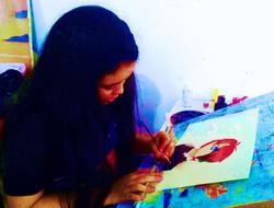 pintura clase
