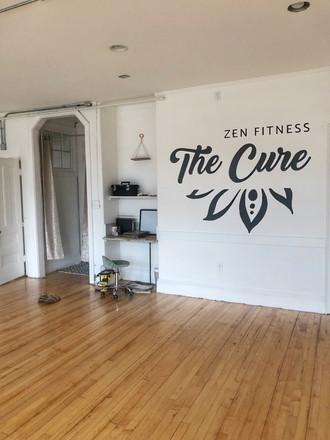 The Cure Studios (Portland, ME)