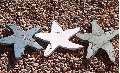Starfish (set of three)