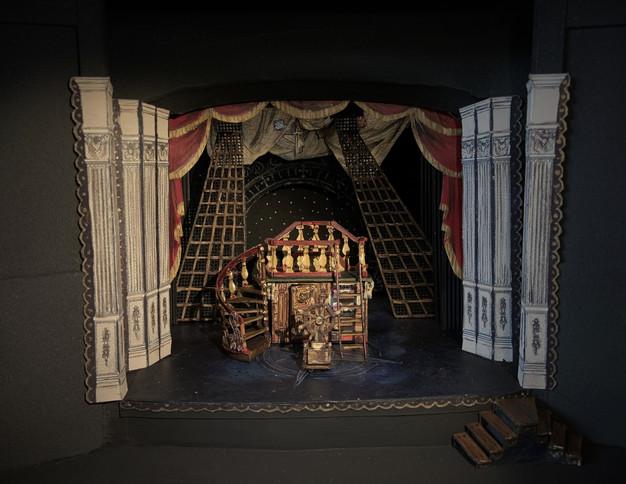 Set Model | Hook's Pirate Ship