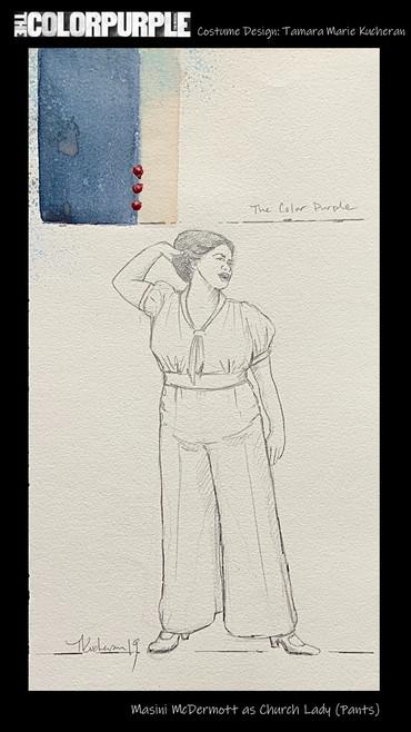 Church Lady (Miss Celie's Pants)