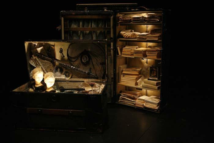 Memory Boxes | Pierce's Trunk