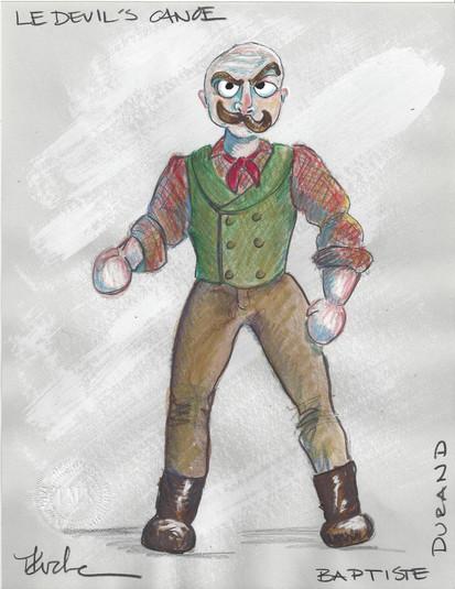 Baptiste Durand Puppet