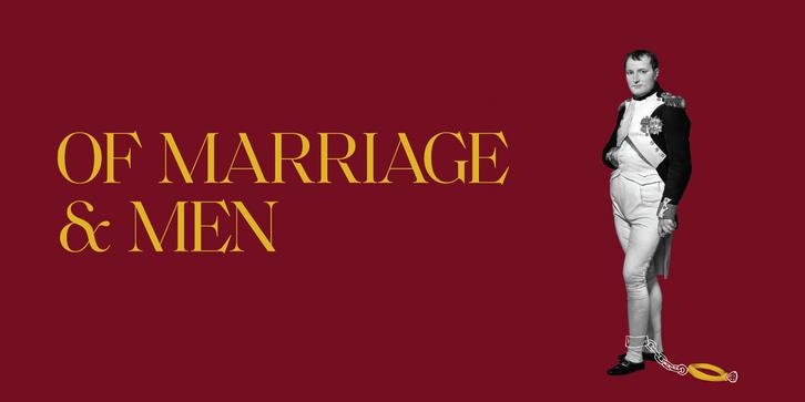 Of Marriage & Men