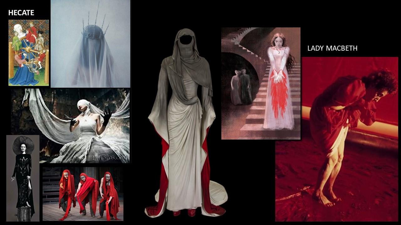 Hecate   Lady Macbeth Costume