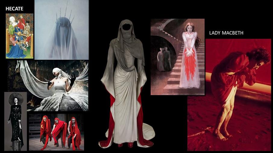 Hecate | Lady Macbeth Costume