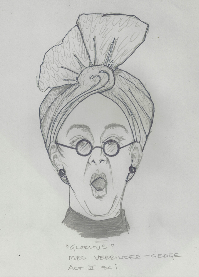 Mrs. Verrinder-Gedge