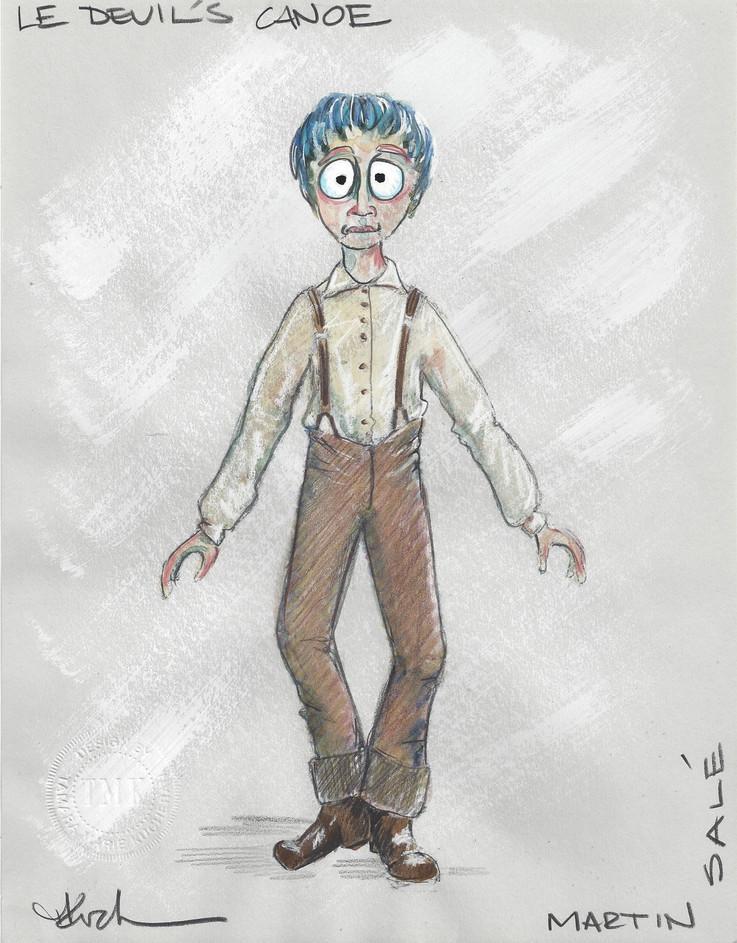 Martin Puppet