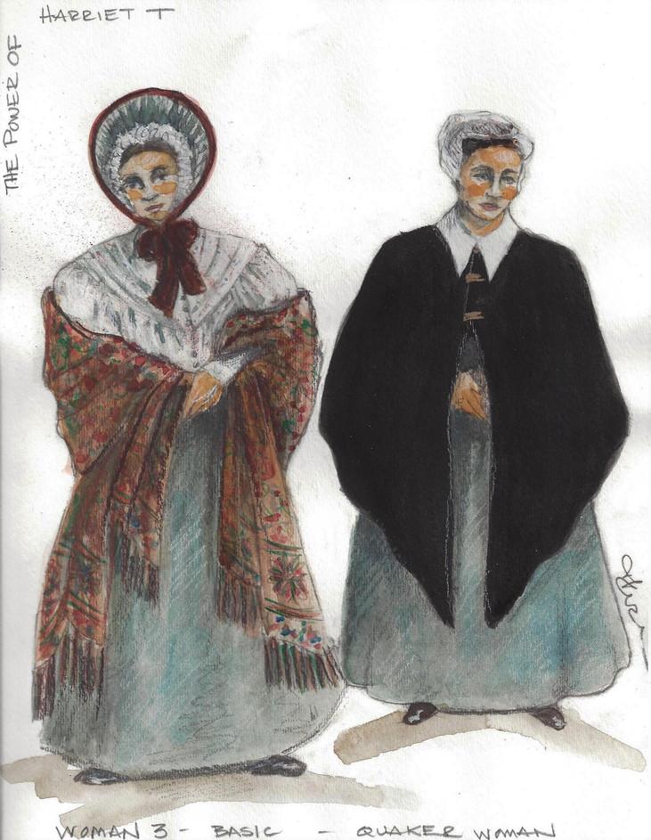 Woman | Quaker