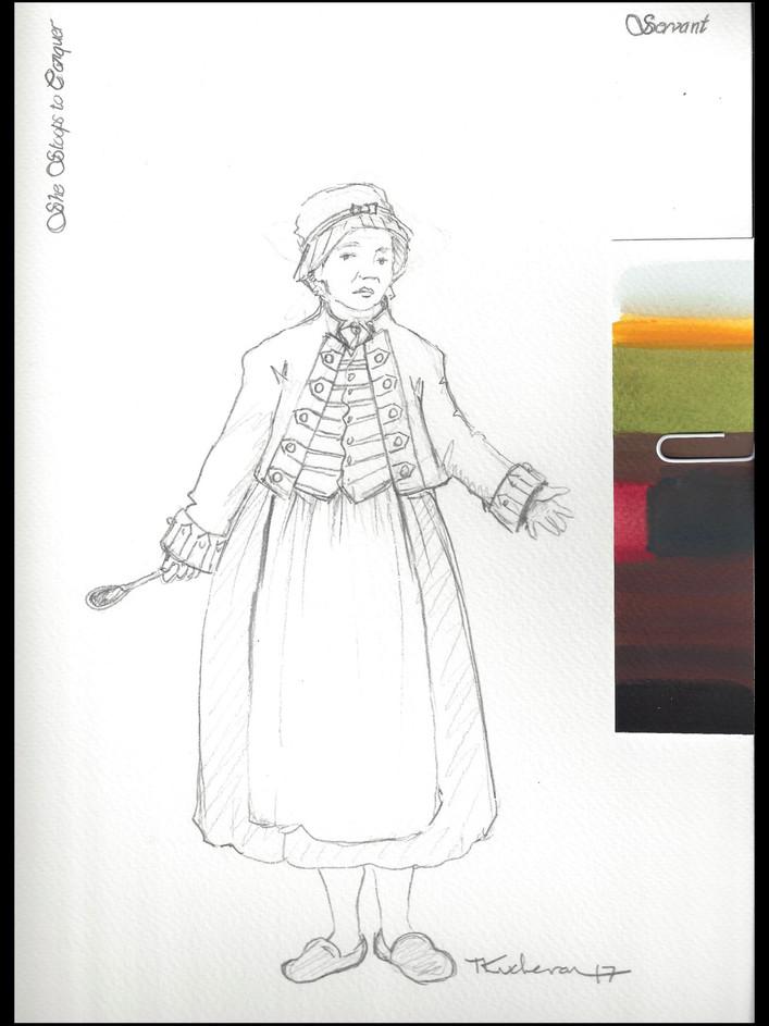 Diggory | Servant