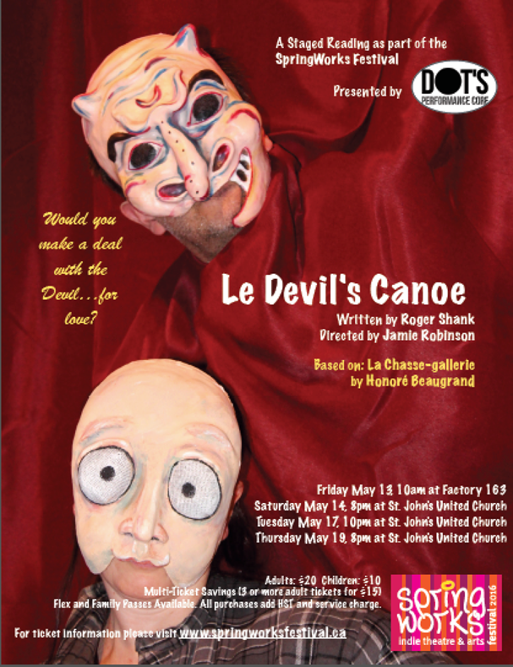Le Devil's Canoe