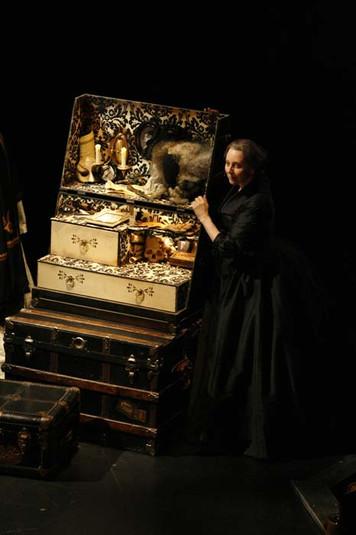 Memory Boxes | Kemble Family Trunk