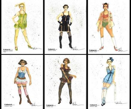 Kit Kat Girls