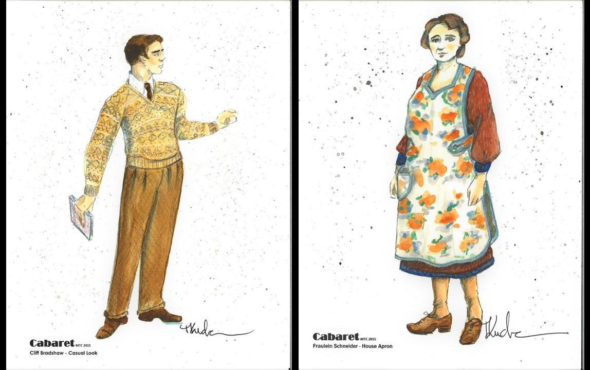 Cliff and Frauline Schneider