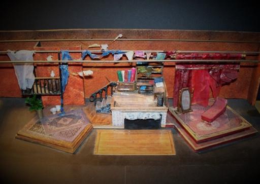 Intimate Apparel | Upstairs Berkeley Theatre