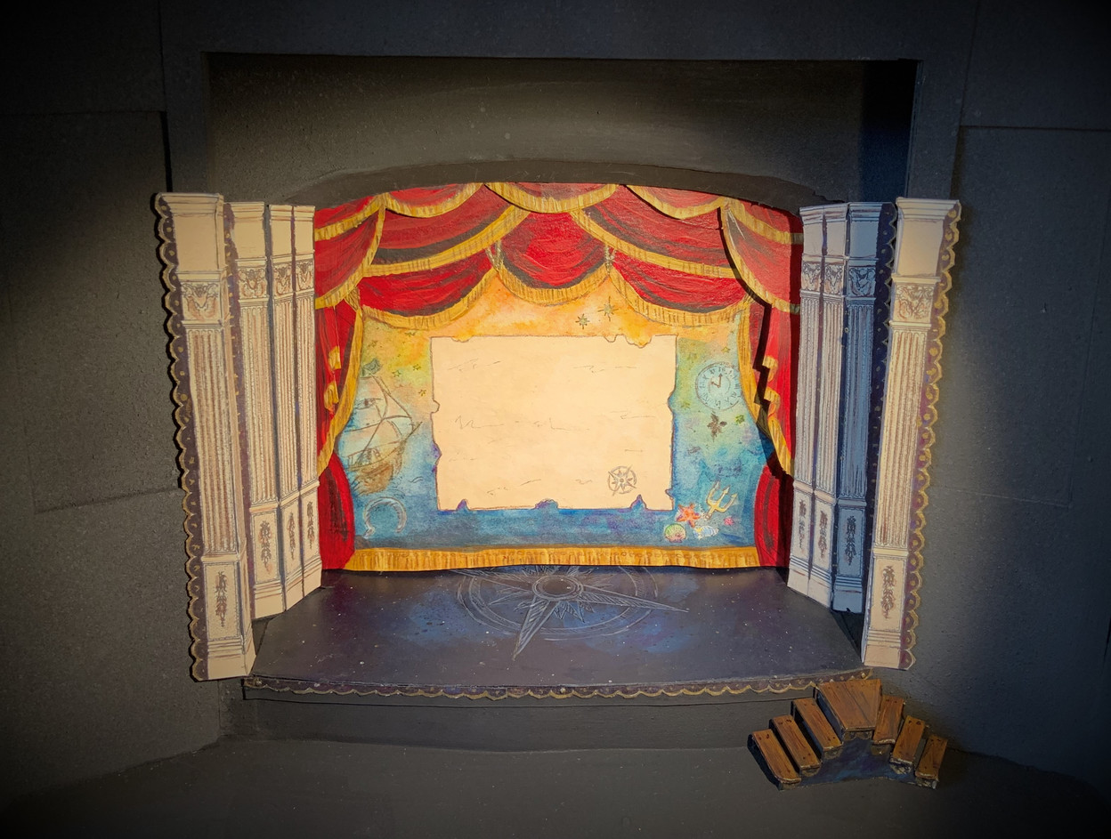Set Model   Show Curtain