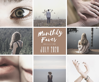 July 2020 | Monthly Faves