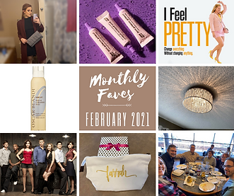 Monthly Faves | February 2021