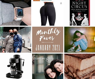 January 2021 | Monthly Faves