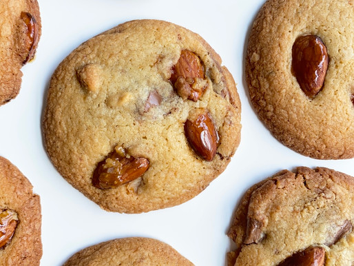 Bavarian Nuts Chocolate Cookie