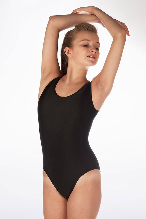 Junior Leotard Black