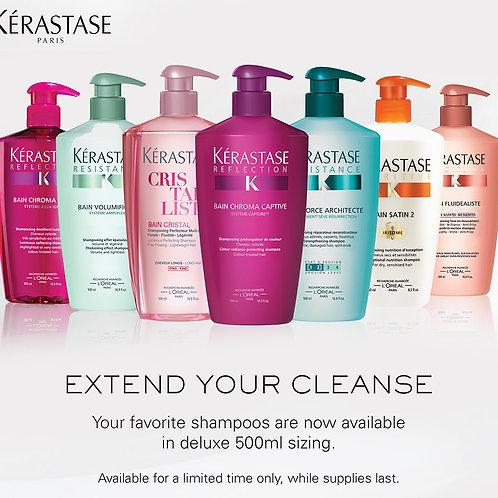 Kerastase Large Shampoo